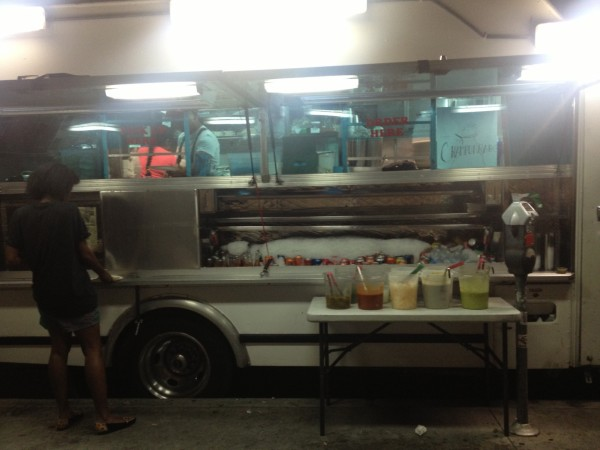 Street tacos in an unmarked van? Count me in.